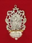 Virgen de la Almudena10.5x6.5cm