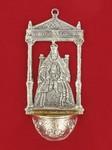 Virgen de los Reyes 11.5x5.5cm
